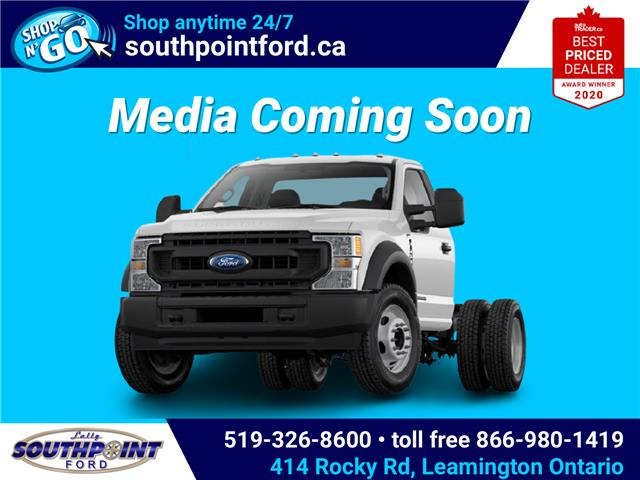 2021 Ford F-450 Chassis XLT (Stk: SFF6939) in Leamington - Image 1 of 2