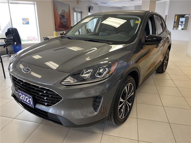 2021 Ford Escape SE (Stk: 21108) in Cornwall - Image 1 of 14