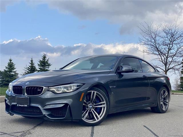 2018 BMW M4 Base (Stk: P1797) in Barrie - Image 1 of 15