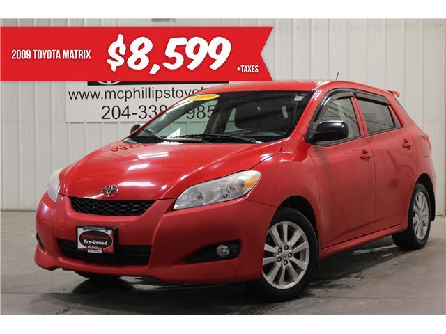 2009 Toyota Matrix Base (Stk: 1096651B) in Winnipeg - Image 1 of 22