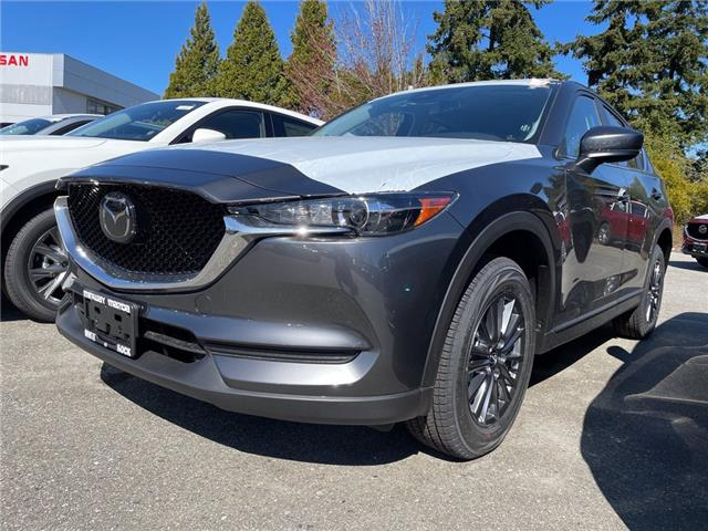 2021 Mazda CX-5 GS (Stk: 130084) in Surrey - Image 1 of 5
