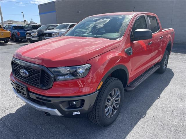 2021 Ford Ranger XLT (Stk: 21142) in Cornwall - Image 1 of 14