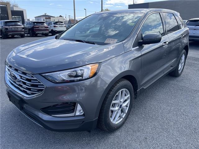 2021 Ford Edge SEL (Stk: 21128) in Cornwall - Image 1 of 14