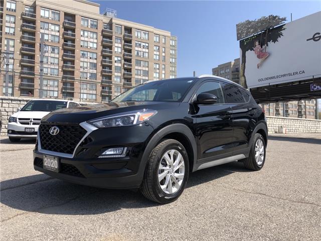 2020 Hyundai Tucson Preferred KM8J3CA43LU115246 SP0435 in North York