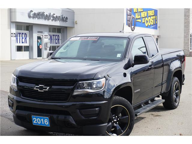 2016 Chevrolet Colorado LT (Stk: 21-147A) in Salmon Arm - Image 1 of 28