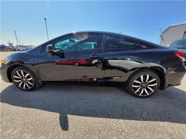 2015 Honda Civic EX-L Navi (Stk: CLN159084AAA) in Cobourg - Image 1 of 7