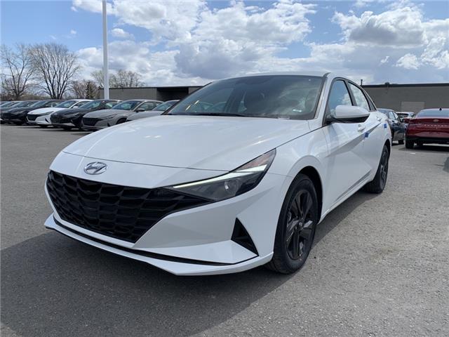 2021 Hyundai Elantra Preferred (Stk: S20248) in Ottawa - Image 1 of 18