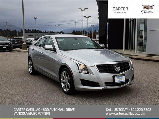 2013 Cadillac ATS 2.0L Turbo 1G6AG5RX2D0171192 974620 in North Vancouver