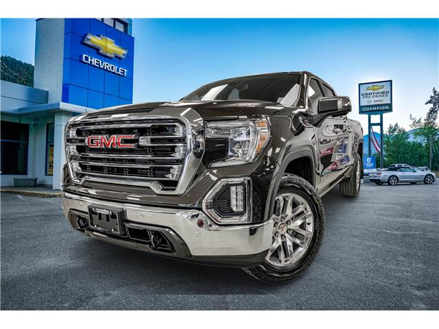 2021 GMC Sierra 1500 SLT (Stk: 21-90) in Trail - Image 1 of 27