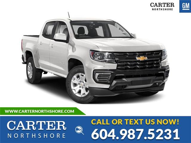 New 2021 Chevrolet Colorado WT TRAILERING PACKAGE - BEDLINER - CRUISE CONTROL - North Vancouver - Carter GM North Shore