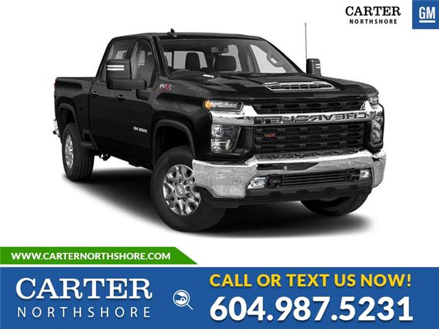 New 2021 Chevrolet Silverado 3500HD High Country  - North Vancouver - Carter GM North Shore