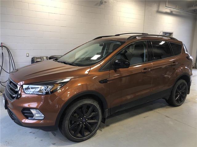 2017 Ford Escape SE (Stk: P1412L) in Wawa - Image 1 of 7