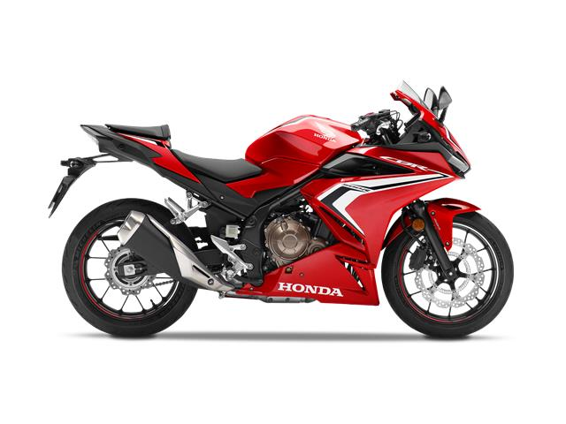2021 Honda CBR500RAM CBR500 ABS GRAND PRIX RED (Stk: 5200093) in Brockville - Image 1 of 1
