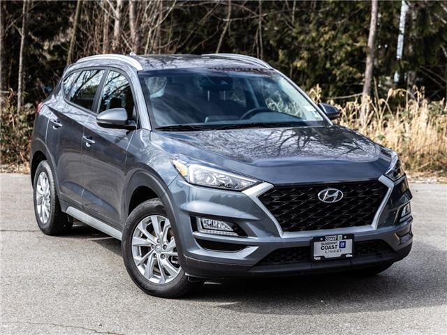 2019 Hyundai Tucson Preferred (Stk: SC0214) in Sechelt - Image 1 of 21