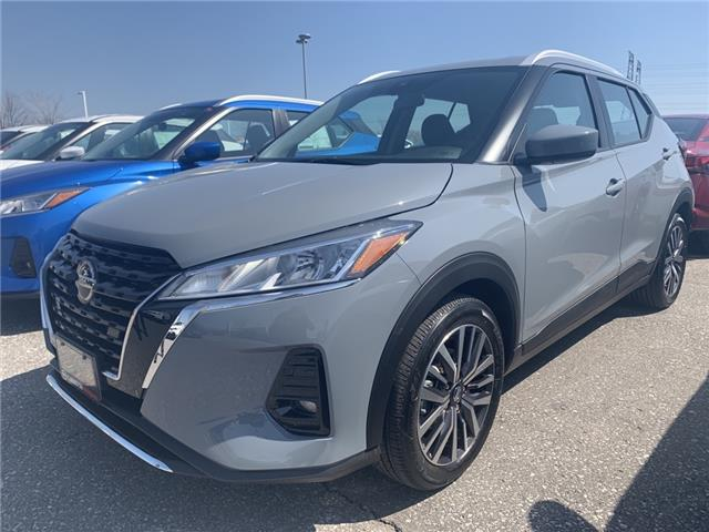 2021 Nissan Kicks SV (Stk: ML490574) in Bowmanville - Image 1 of 1