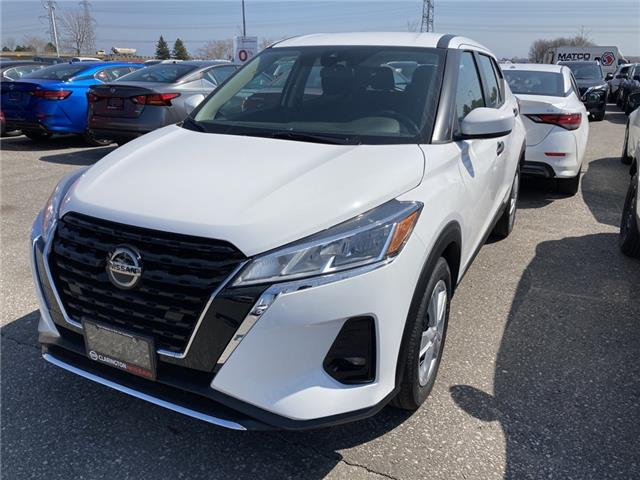 2021 Nissan Kicks S (Stk: ML478739) in Bowmanville - Image 1 of 1