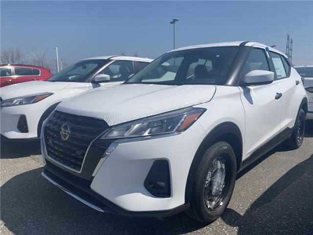 2021 Nissan Kicks S (Stk: ML488115) in Bowmanville - Image 1 of 1