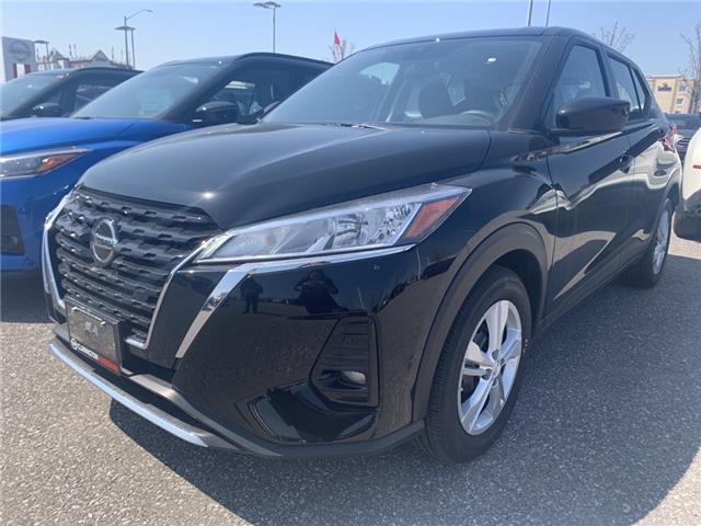 2021 Nissan Kicks S (Stk: ML481775) in Bowmanville - Image 1 of 1