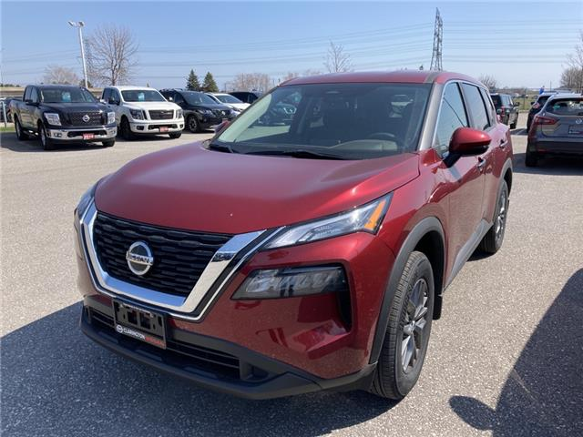 2021 Nissan Rogue S (Stk: MC742821) in Bowmanville - Image 1 of 1