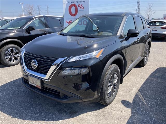 2021 Nissan Rogue S (Stk: MC743273) in Bowmanville - Image 1 of 1