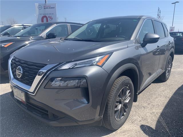 2021 Nissan Rogue S (Stk: MC727452) in Bowmanville - Image 1 of 1
