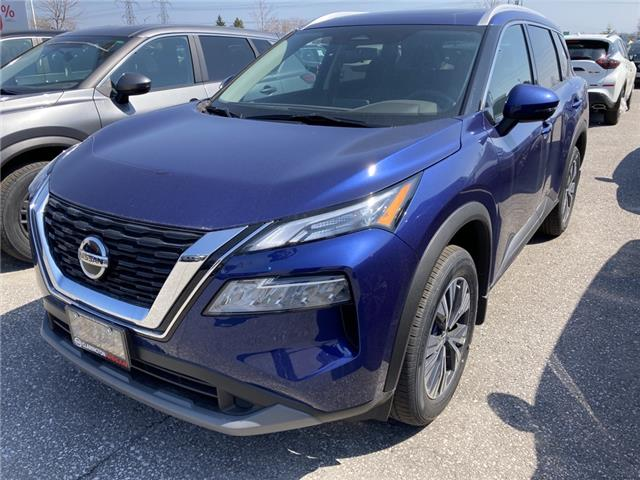 2021 Nissan Rogue SV (Stk: MC715328) in Bowmanville - Image 1 of 1