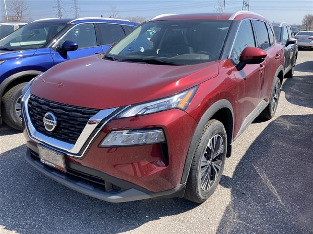 2021 Nissan Rogue SV (Stk: MC742061) in Bowmanville - Image 1 of 1