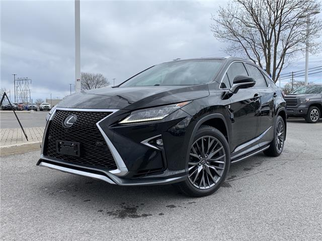 2017 Lexus RX 350 Base (Stk: A0625) in Ottawa - Image 1 of 14