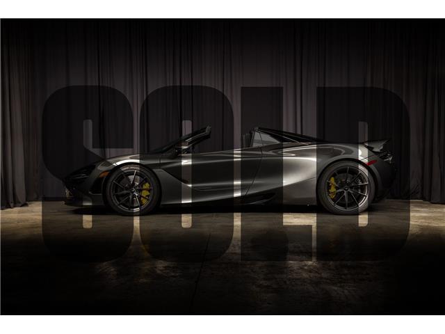2020 McLaren 720S Spider Performance (Stk: MV0310) in Calgary - Image 1 of 25