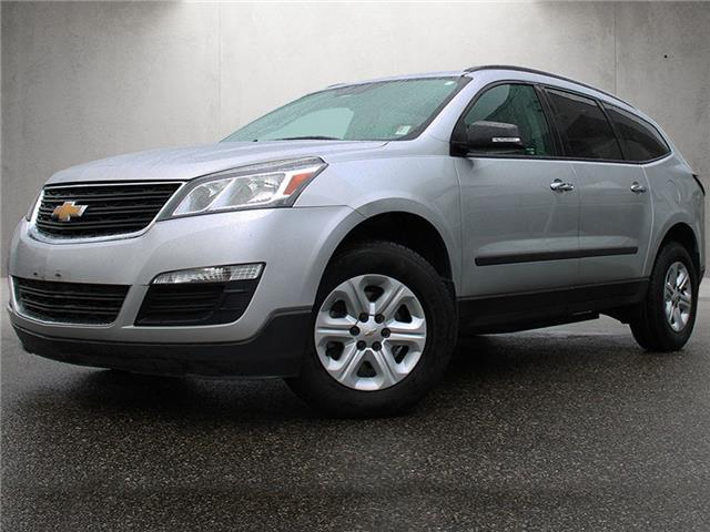 2014 Chevrolet Traverse LS (Stk: K17-7794A) in Chilliwack - Image 1 of 15