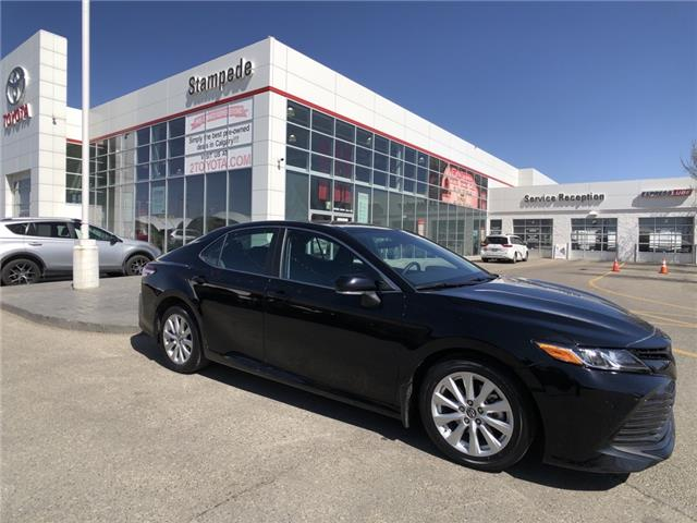 2019 Toyota Camry LE (Stk: 9392A) in Calgary - Image 1 of 22