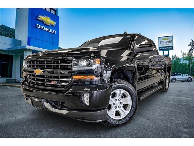 2018 Chevrolet Silverado 1500  3GCUKREC6JG257227 21-80A in Trail