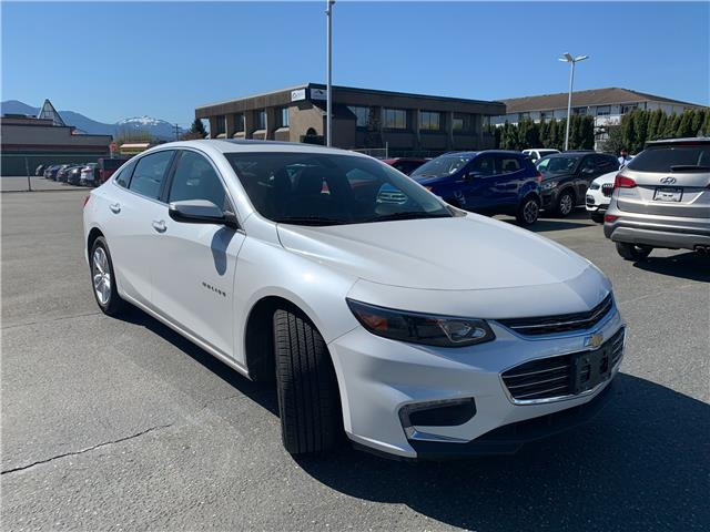 2016 Chevrolet Malibu Premier (Stk: HB2-6570A) in Chilliwack - Image 1 of 4