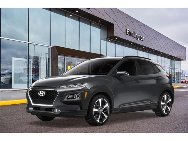 2021 Hyundai Kona 1.6T Trend w/Two-Tone Roof (Stk: N2971) in Burlington - Image 1 of 3