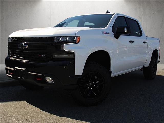 2021 Chevrolet Silverado 1500 LT Trail Boss (Stk: 218-8217) in Chilliwack - Image 1 of 10
