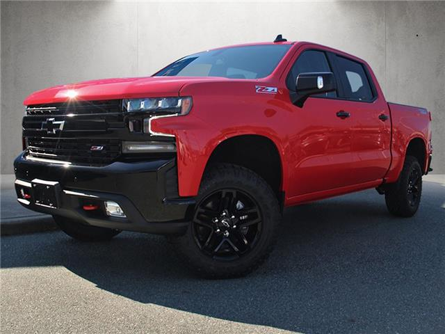 2021 Chevrolet Silverado 1500 LT Trail Boss (Stk: 218-9687) in Chilliwack - Image 1 of 10
