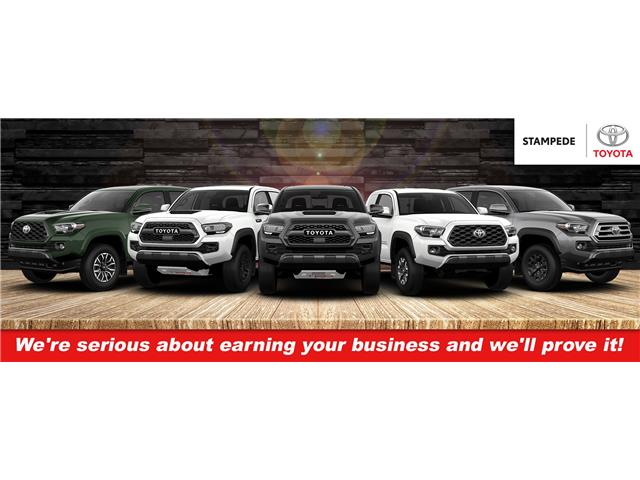 New 2021 Toyota Tacoma Base INCOMING UNITS AVAILABLE FOR PRE-SALE!! - Calgary - Stampede Toyota