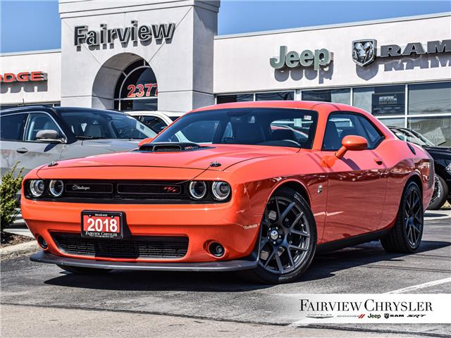 2018 Dodge Challenger R/T 392 (Stk: U18535) in Burlington - Image 1 of 32