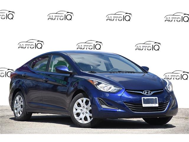 2014 Hyundai Elantra GL (Stk: 60691A) in Kitchener - Image 1 of 19