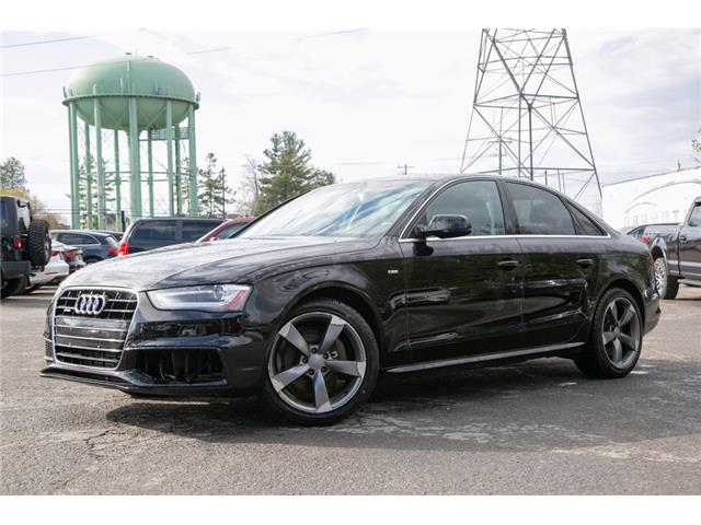 2016 Audi A4 2.0T Progressiv plus (Stk: 5787-1) in Stittsville - Image 1 of 23