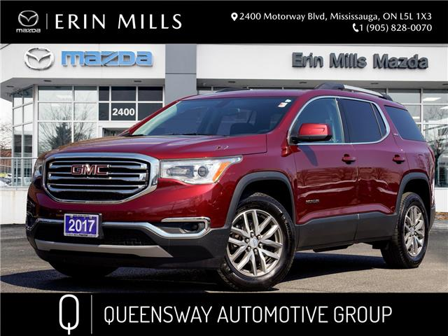 2017 GMC Acadia SLE-2 (Stk: 21-0209A) in Mississauga - Image 1 of 26