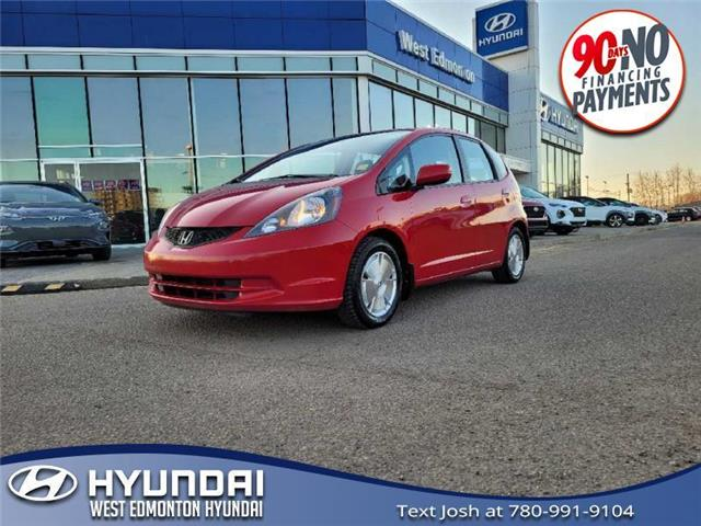 2009 Honda Fit LX (Stk: 16464A) in Edmonton - Image 1 of 17