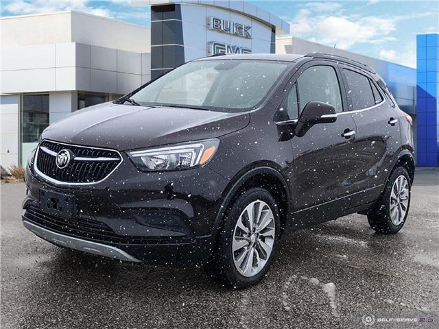 2017 Buick Encore Preferred (Stk: F3WVH5) in Winnipeg - Image 1 of 26