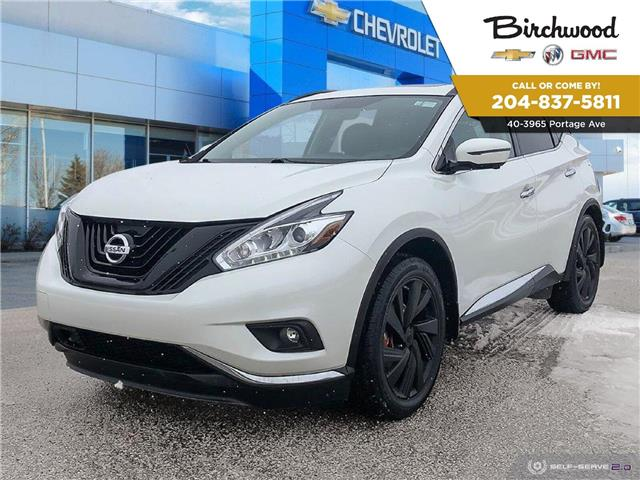 2017 Nissan Murano SV (Stk: F3WKRY) in Winnipeg - Image 1 of 27