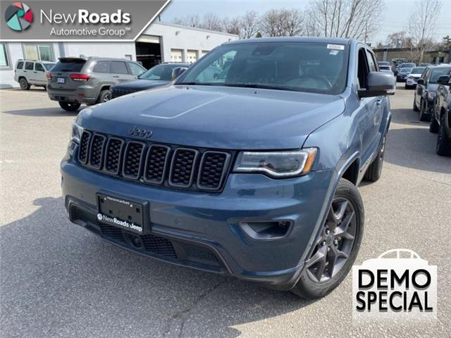 2021 Jeep Grand Cherokee Limited (Stk: H20519) in Newmarket - Image 1 of 23