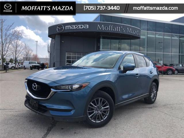 2018 Mazda CX-5 GS (Stk: P8667A) in Barrie - Image 1 of 18