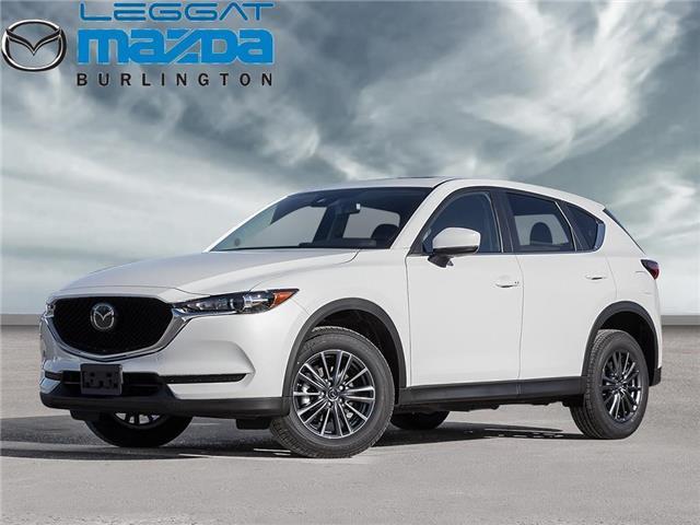 2021 Mazda CX-5 GS (Stk: 219485) in Burlington - Image 1 of 10