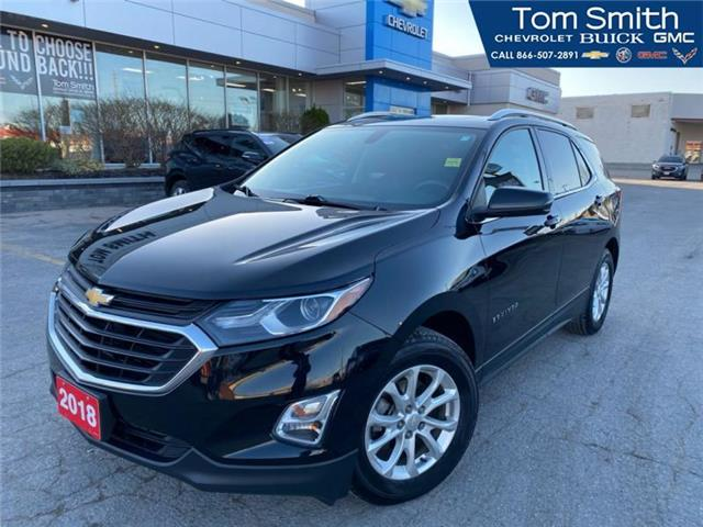 2018 Chevrolet Equinox 1LT (Stk: 210376A) in Midland - Image 1 of 19