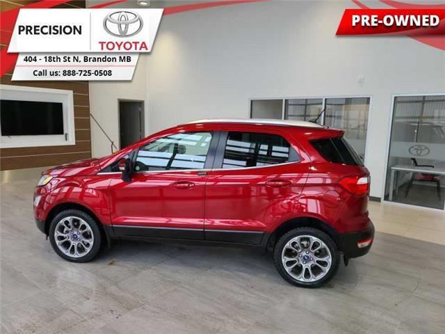 2018 Ford EcoSport Titanium (Stk: 202361) in Brandon - Image 1 of 29