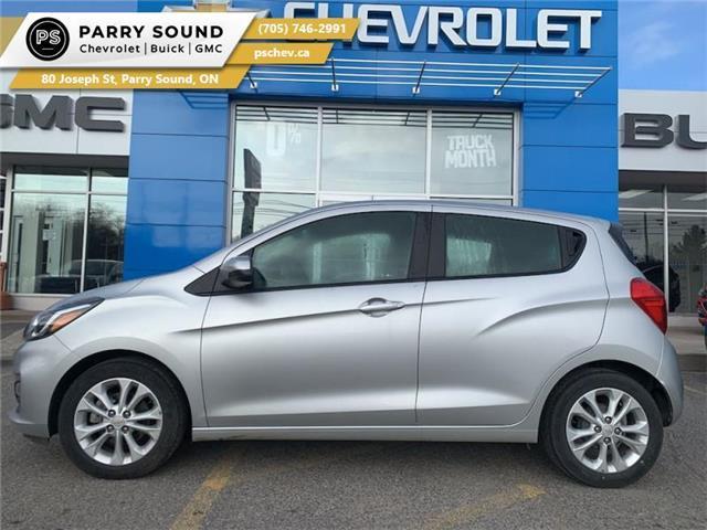 2019 Chevrolet Spark 1LT CVT (Stk: PS21-018) in Parry Sound - Image 1 of 20